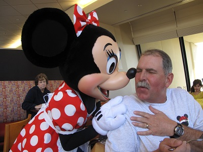 9 dad and minnie