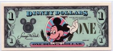 mickey dollar