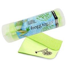 3 frog towels