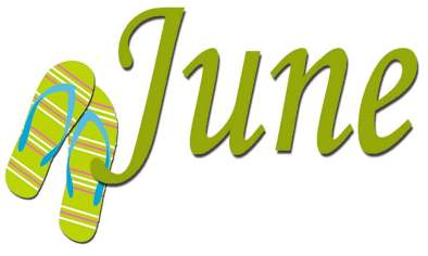June-Clipart
