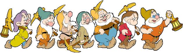 snowwhite-dwarfs